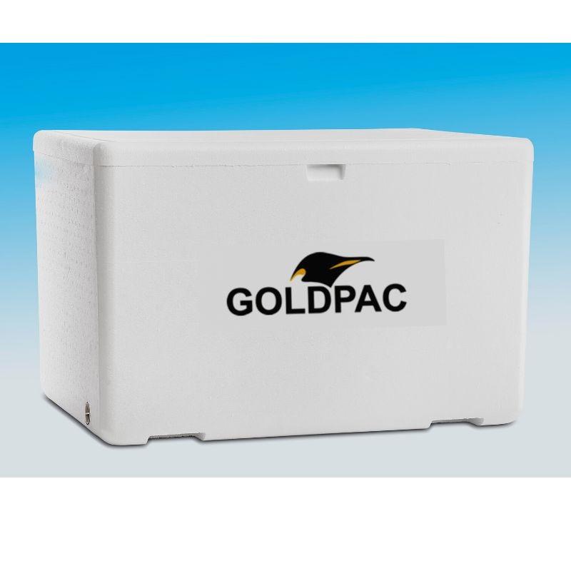 Caixa de isopor personalizada