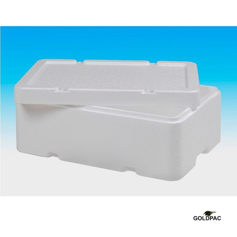 Caixa térmica de eps isopor