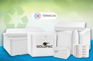 Embalagens térmicas de isopor