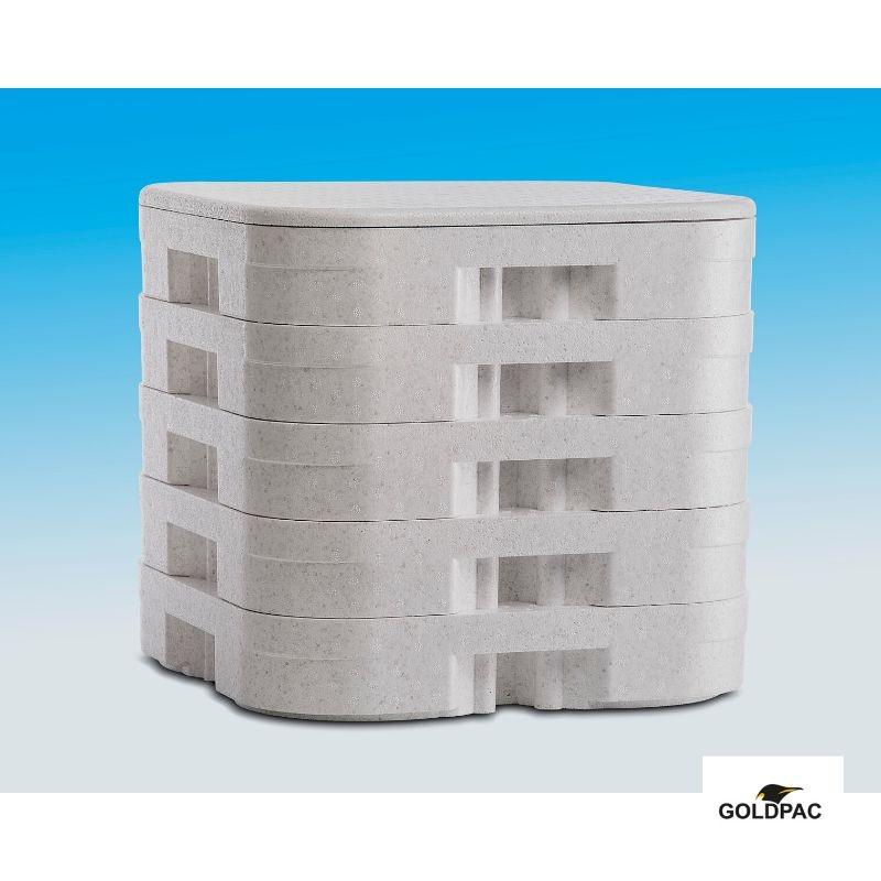 Fabricantes de caixas de isopor
